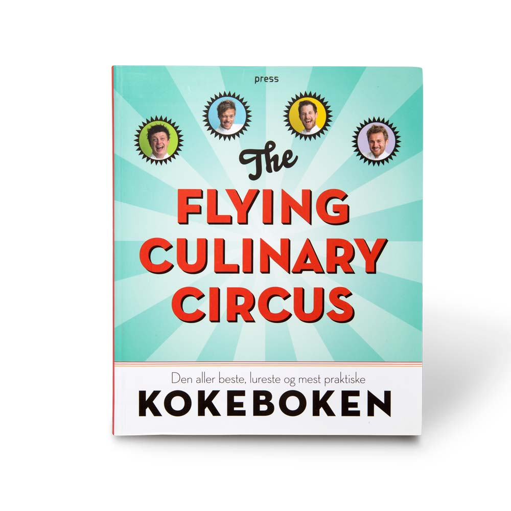 The Flying Culinary Circus - Kokeboken
